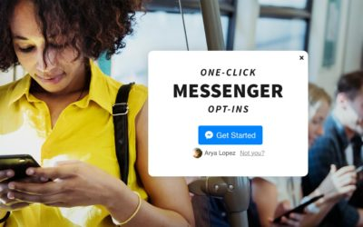 How to Get Started with Facebook Messenger Marketing and Grow Your List of Contacts
