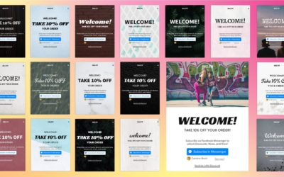Must Have Smart Pop-ups to Grow Your Messenger List